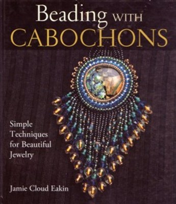 Beading With Cabochons / Украшения из бисера с кабошонами скачать