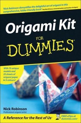 Origami Kit For Dummies (Оригами Для Чайников) скачать