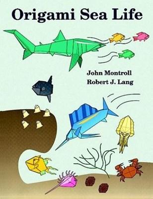 Морская жизнь в оригами. Origami Sea Life скачать