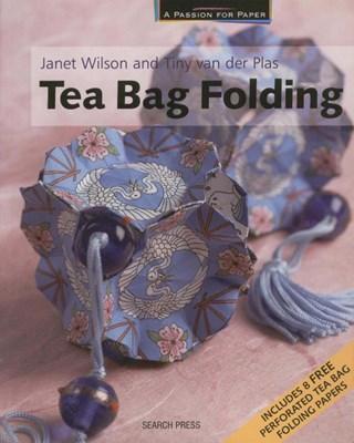Tea Bag folding / Складывание чайных пакетиков (Миниатюрное калейдоскопооригами) скачать