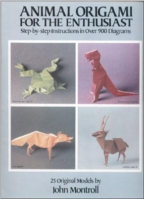 Животные в технике оригами / Animal Origami For Enthusiast скачать