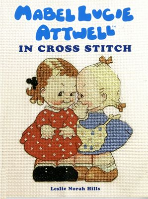 Mabel Lucie Attwell in cross stitch скачать
