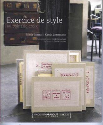 Suarez M., Laeremans K. Exercice de style au point de croix (Уроки стильной вышивки) скачать