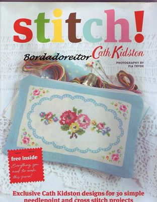 Stitch!: Exclusive Cath Kidston designs for over 30 simple needlepoints and stitch projects скачать