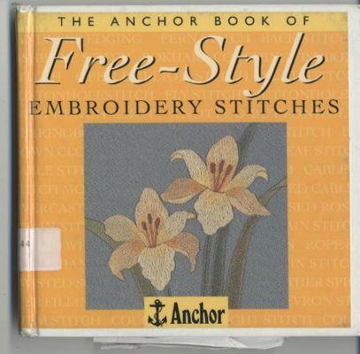 The anchor book of free-style embroidery stitches / основные вышивальные швы скачать