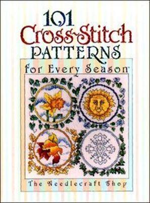 101 Cross Stitch Patterns For Every Season/101 образец вышивки для всех сезонов скачать