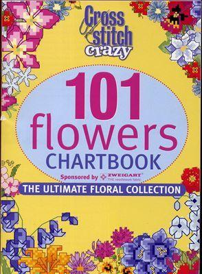101 Flowers (цветочная книга) скачать