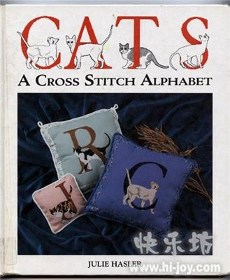 Julie Hasler - Cats A Cross Stitch Alphabet скачать