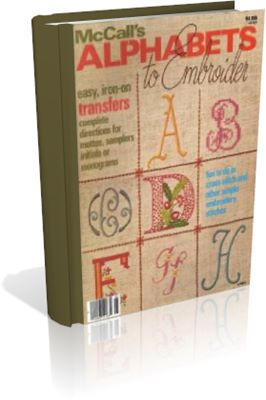 Alphabets to Embroider скачать