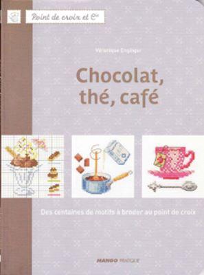 Chocolat, The, Cafe (Гурманская вышивка) скачать