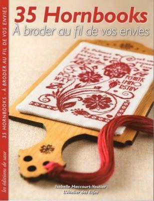 35 Hornbooks : A broder au fil de vos envies скачать