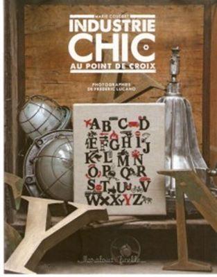 """Industrie Chic au Point de Croix (""""Дорожная"""" вышивка крестом) скачать"""