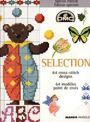 Selection: 64 Cross-Stitch Designs скачать