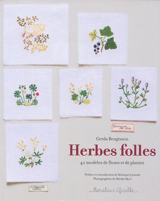 Herbes folles. 40 modeles de fleurs et de plantes скачать