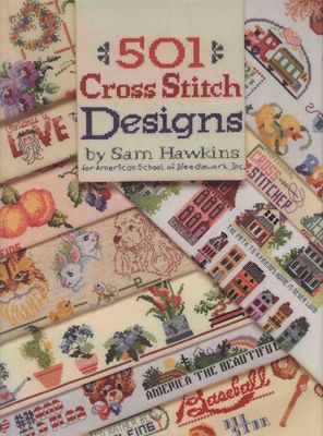 501 Cross Stitch Designs скачать