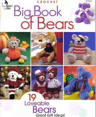 Big book of bears\ Большая книга медведей скачать