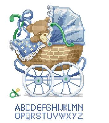 Boy Bear Carriage