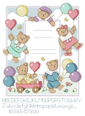 Bears and ballons birth record