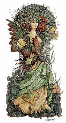 Tree Spirit 1 схема