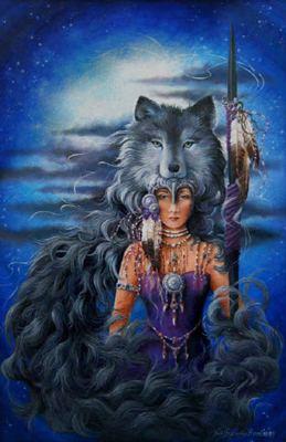 Wolf Mistress схема