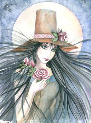 Rose Witch схема