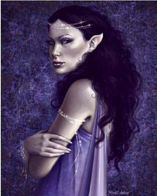 Elven Princess схема