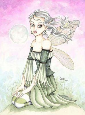 Green Fairy схема