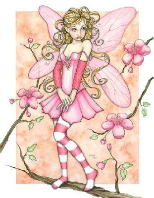 Spring Blossom схема