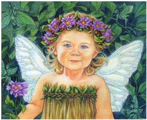Bright Little Faerie схема