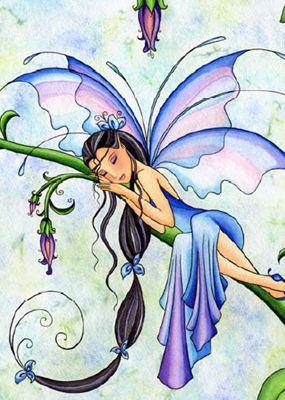 QS Tahliana, Flower-Bud Fairy схема