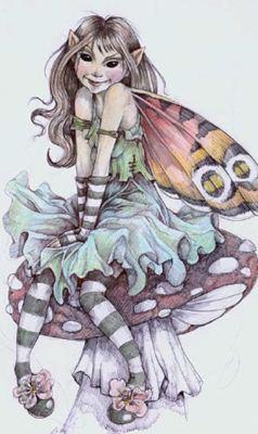 Rag Doll Fairy схема