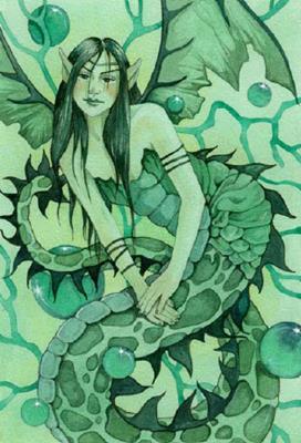 Jade схема вышивки