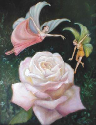 Rose Fairy схема скачать