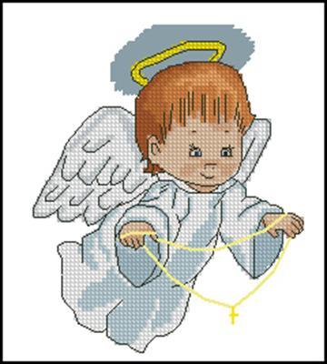 Benediction схема вышивки крестом скачать