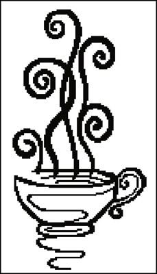 Непревзойденный аромат схема вышивки крестом