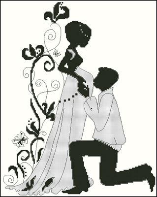 Чудо любви вышивка