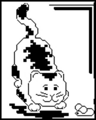 Котенок схема