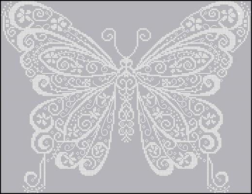 Воздушная бабочка скачать схему