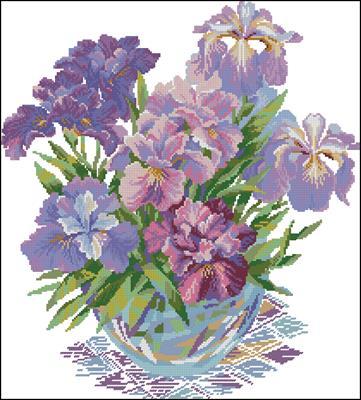 Красота в цветах