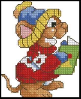 Mouse L Toe 4