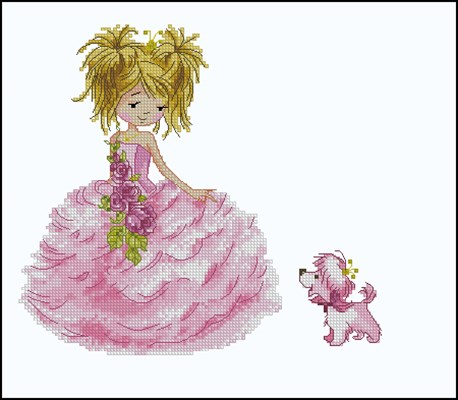 Розовое счастье