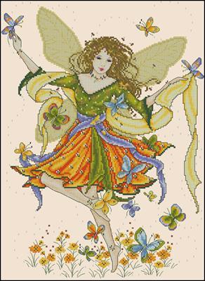 Фея бабочек