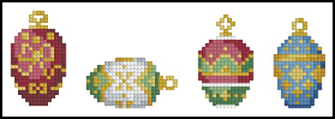 Faberge схема для вышивки крестиком