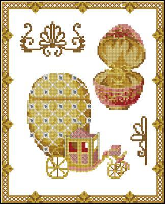 Faberge Egg скачать крестиком
