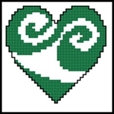Mini-Herzen - 21
