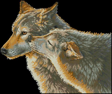 Wolf Kiss схема скачать