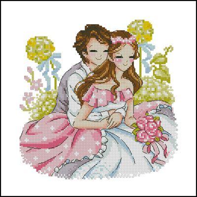 Цветочная свадьба