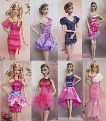 Одежда для Барби: как сшить самостоятельно