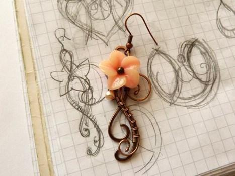 Плетение из проволоки – wire wrap