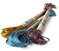 Важные советы по использованию металлизированных нитей